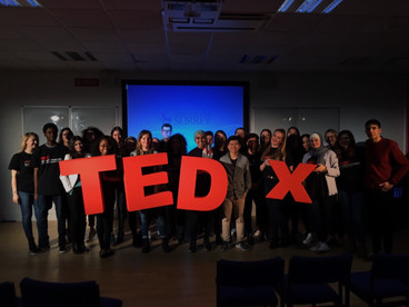 Year Four | TEDxSurreyUniversity Highlights
