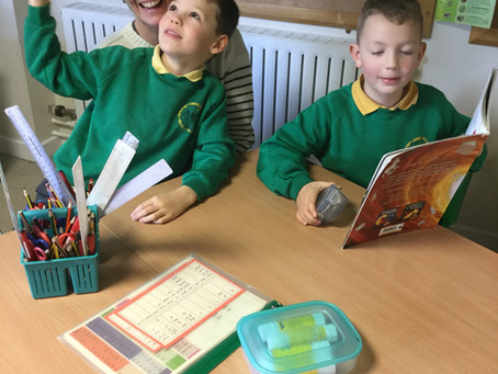 Shared reading with parents