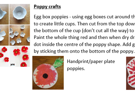 Nursery - VE Celebration Ideas