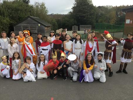 Year 6 Roman Day