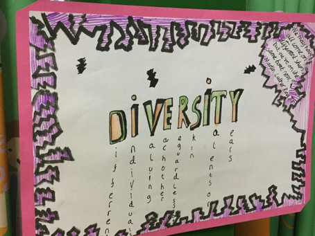 Year 6 Diversity Assembly