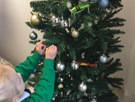 Nursery Christmas fun