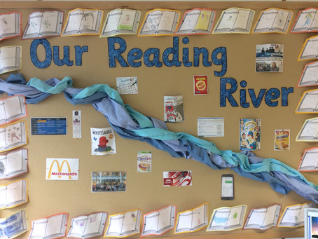 Year 1 Reading River