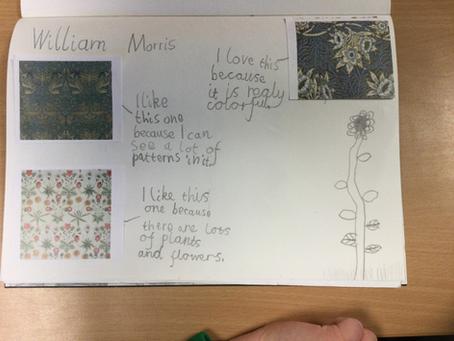 Year 2 William Morris