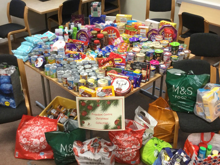 Freedom Centre Christmas Collection