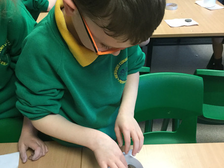 Year 2 Fossil making and excavation