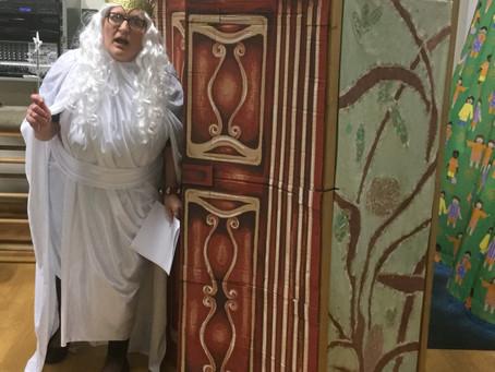 The White White of Narnia