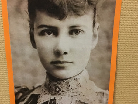 Yr 5 around the world with Nellie Bly
