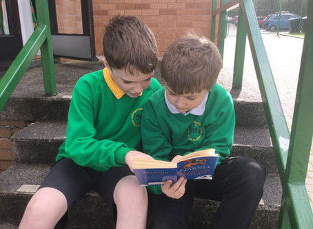 Year 4 Shared Reading