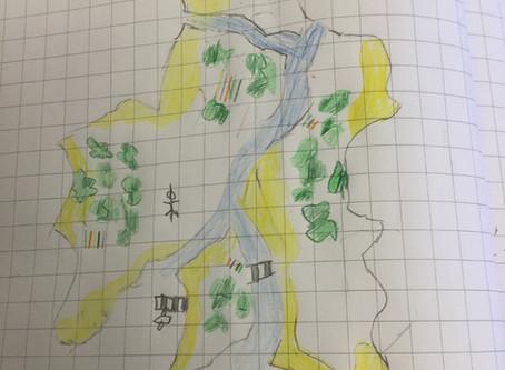 Year 5 maps