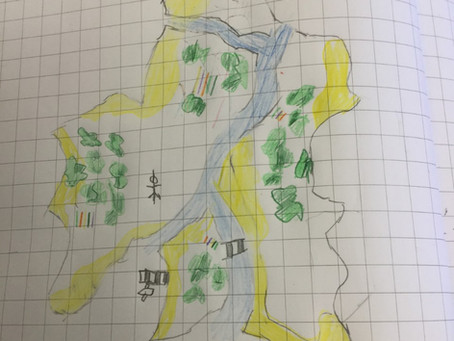 Year 5 maps