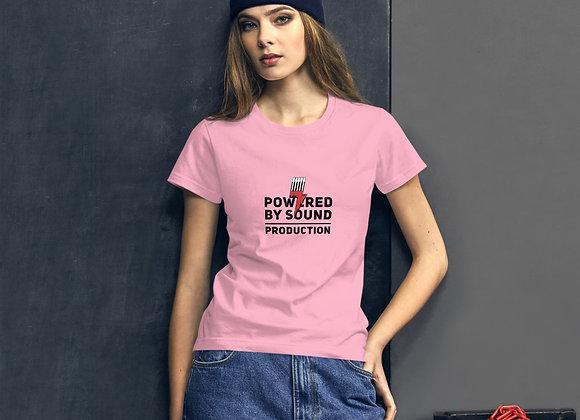 Women's Brand Comfort Fit Short Sleeve t-shirt