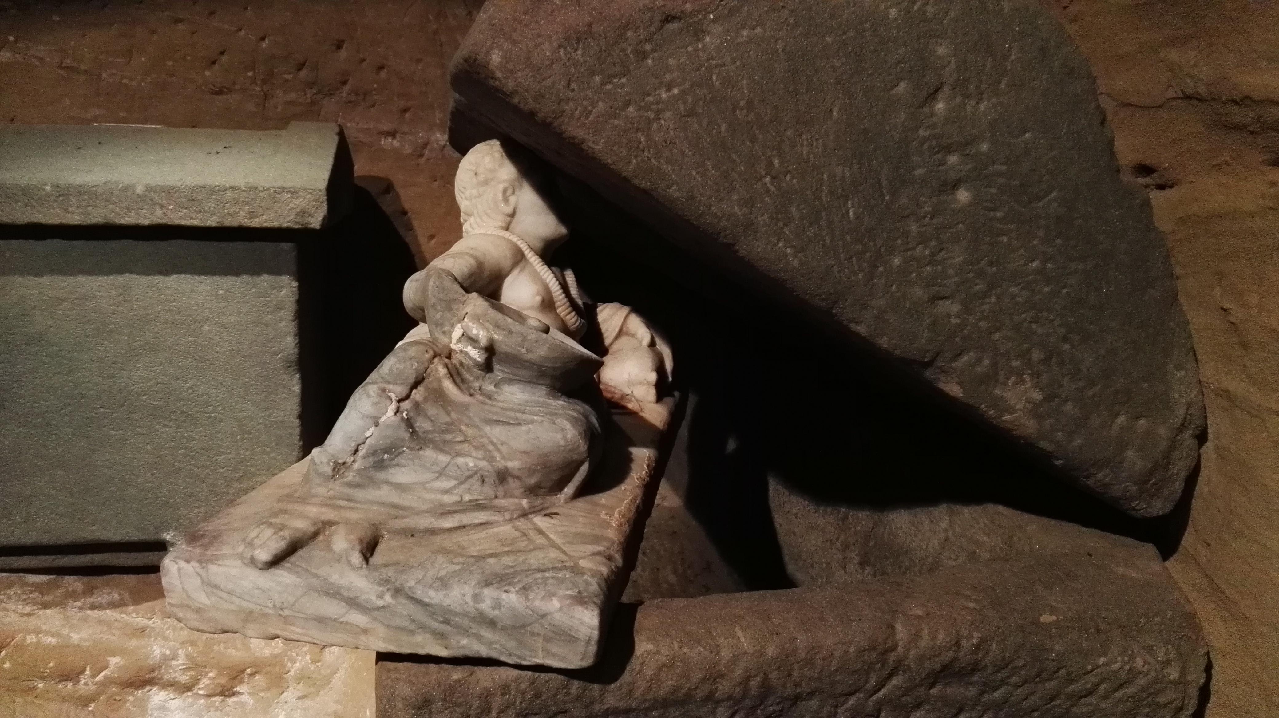 Etruscan headache!