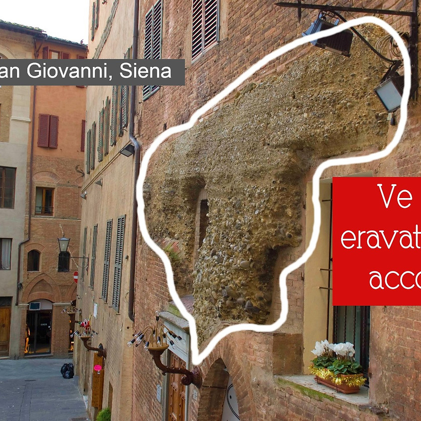 *** SOLD OUT *** GEOPEOPLE - SIENA CENTRO