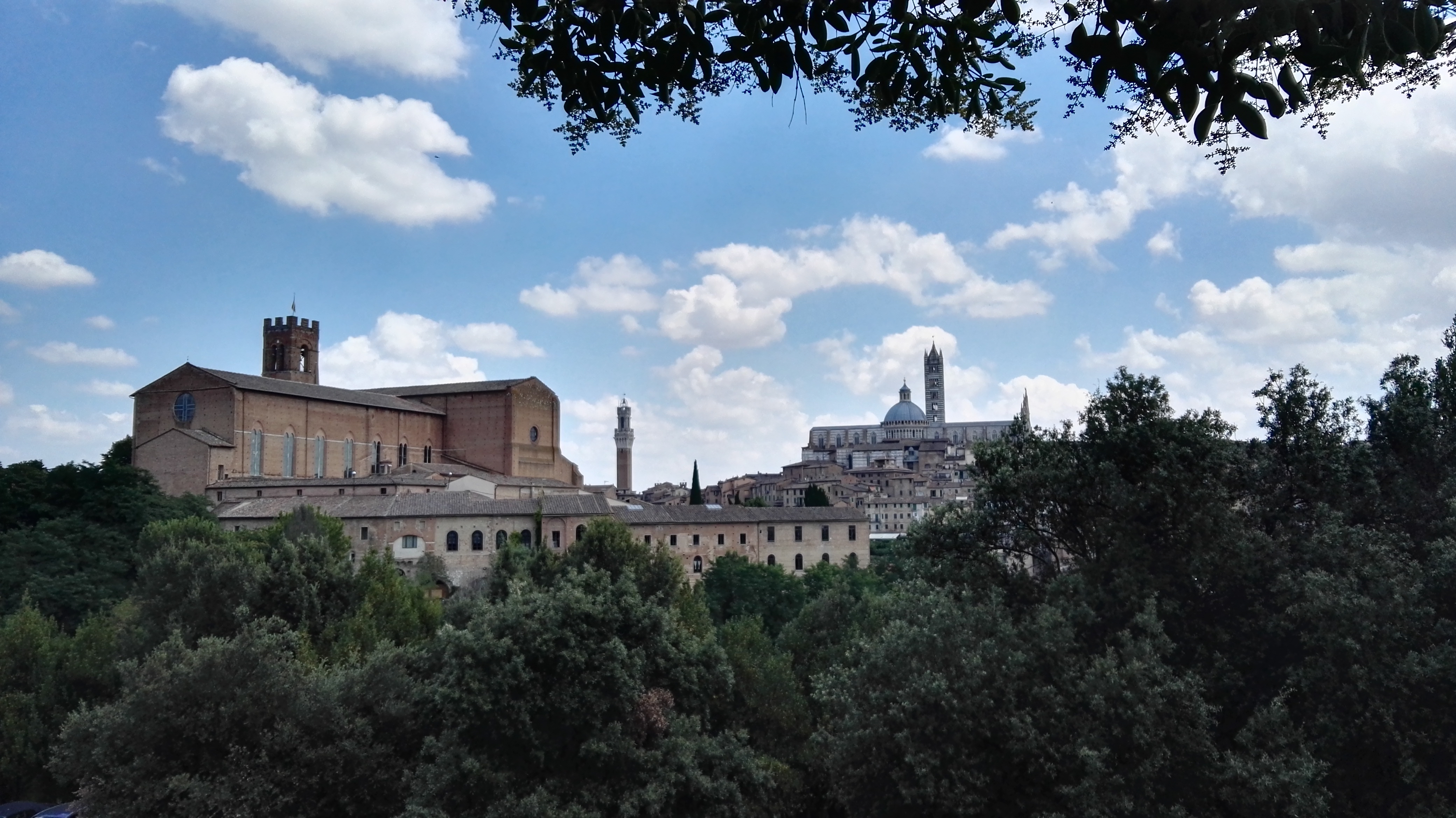 Siena... what else?