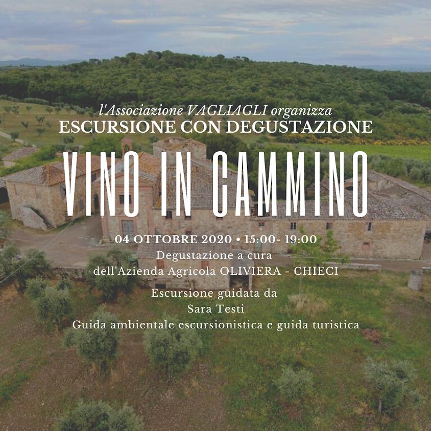 VINOinCAMMINO - L'OLIVIERA a CHIECI