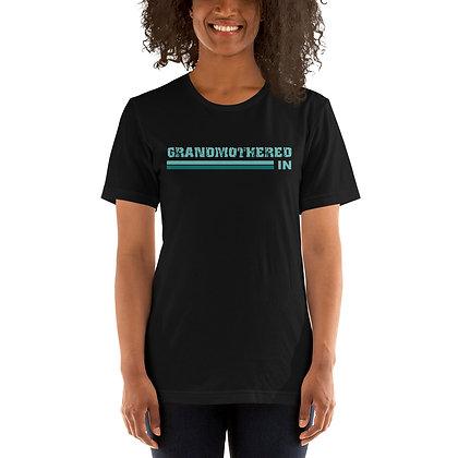 Short-Sleeve Unisex T-Shirt- Distressed