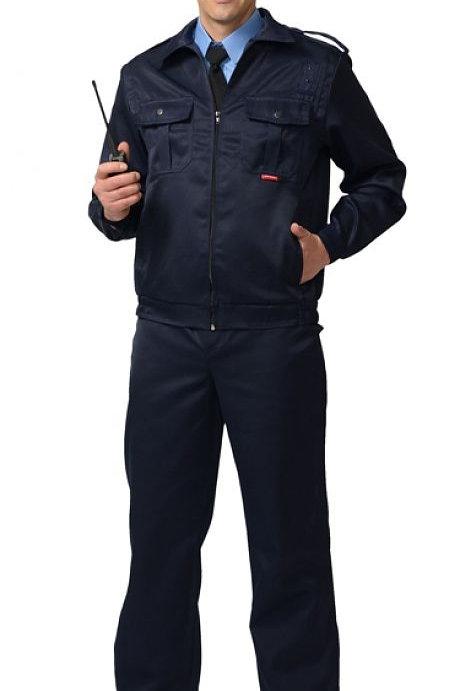 Костюм мужской летний для охранных структур тк. Патруль