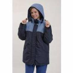 Куртка женская утепленная ткань Дюспа