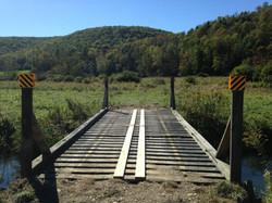 trail bridge