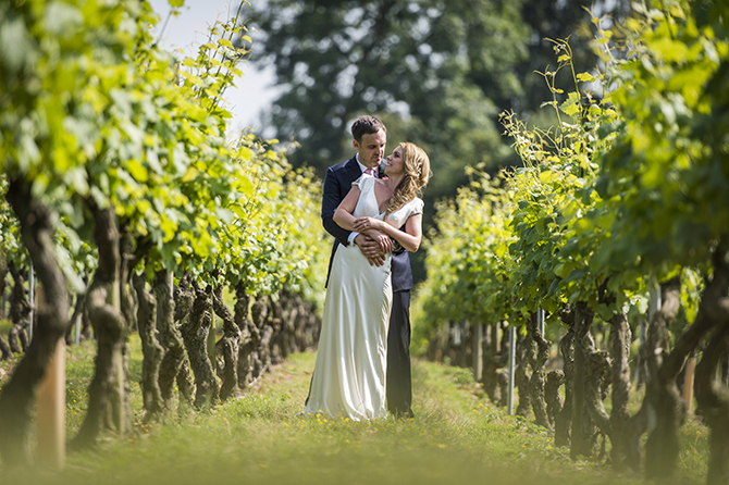 uk vineyard wedding