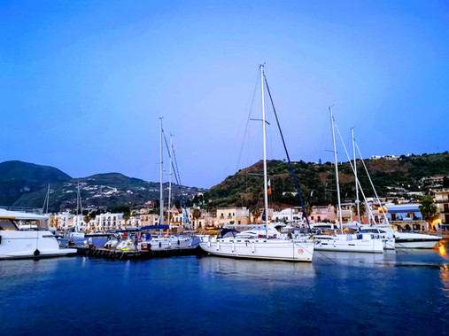 Segelurlaub Liparische Inseln
