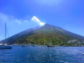 Segeln Liparische Inseln - Stomboli