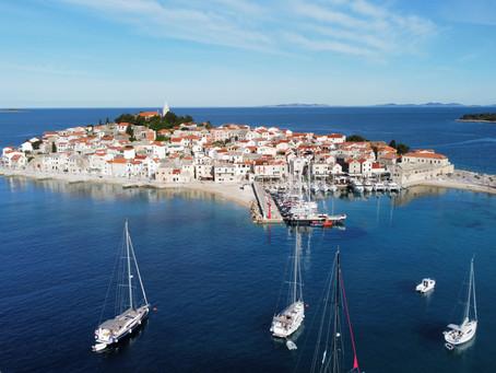 Ein Segeltörn rund um Vis, Korcula, Hvar, und Brac - Segeln in Kroatien