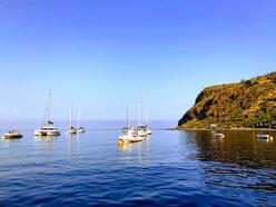 Segeln Liparische Inseln