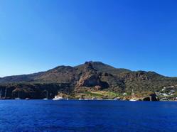 Segeltörn Liparische Inseln - Panarea