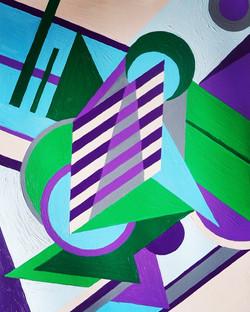 Purple Eclectica (2017)