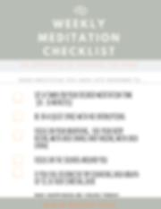 Weekly Meditation Checklist.png
