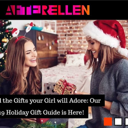 The Drink Perfector made the Holiday Gift Guide on AfterEllen.com
