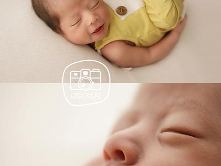 Newborn Zaragoza - Fotografia recien nacido, bebe I. - 6 días