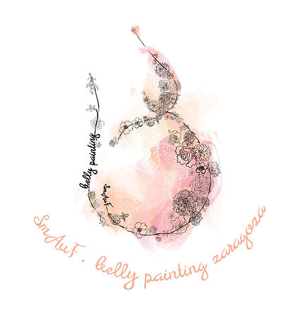 Se me antoja una fiesta belly painting zaragoza