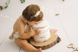primer cumpleaños, smash cake zaragoza