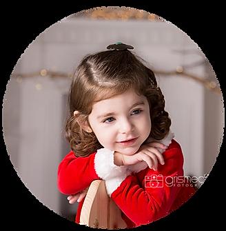 sesion fotos navidad zaragoza 2016 niños, bebés, infantil