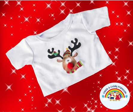 copy of Reindeer tee 8 inch
