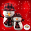 Thumbnail: Flurry The Snowman 16 inch Christmas Eve Box Filler Pack