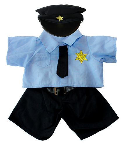 Police Uniform 16 inch