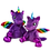 Thumbnail: Sparkles the Purple Rainbow winged Unicorn 16 inch