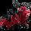 Thumbnail: Fierce The Dragon 16 inch