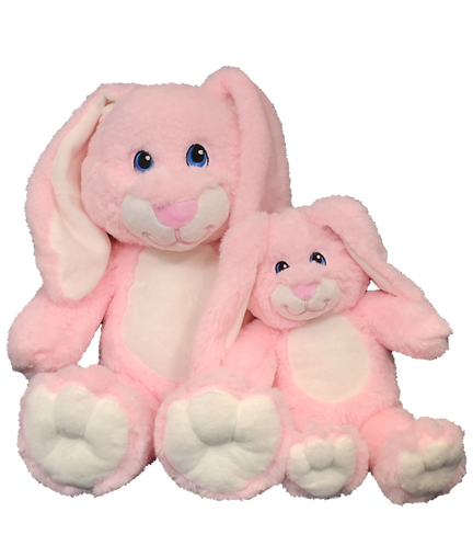 Hippity The Pink Super Soft Bunny 8 inch