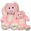 Thumbnail: Hippity The Pink Super Soft Bunny 16 inch