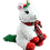Thumbnail: Joy the Christmas Unicorn 8 inch Create A Festive Cuddly Friend Package
