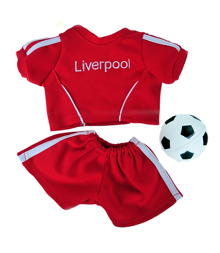 Liverpool Soccer/Football kit 16 inch