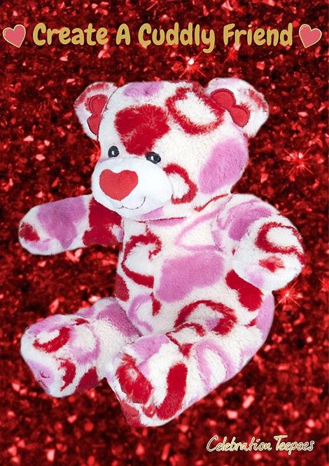 Valentino The Valentines Bear 8 inch