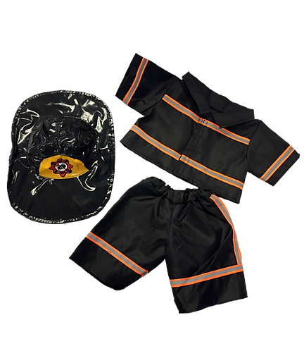 Firefighter 16 inch Outfit - Pre-order