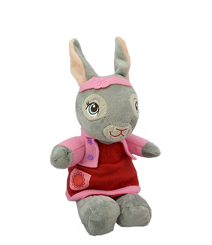 Lily Bobtail 8 inch Create A Cuddly Friend Package