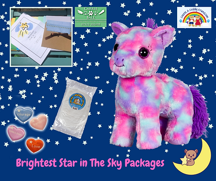Brightest Star In The Sky Package - Jellybean the Pony